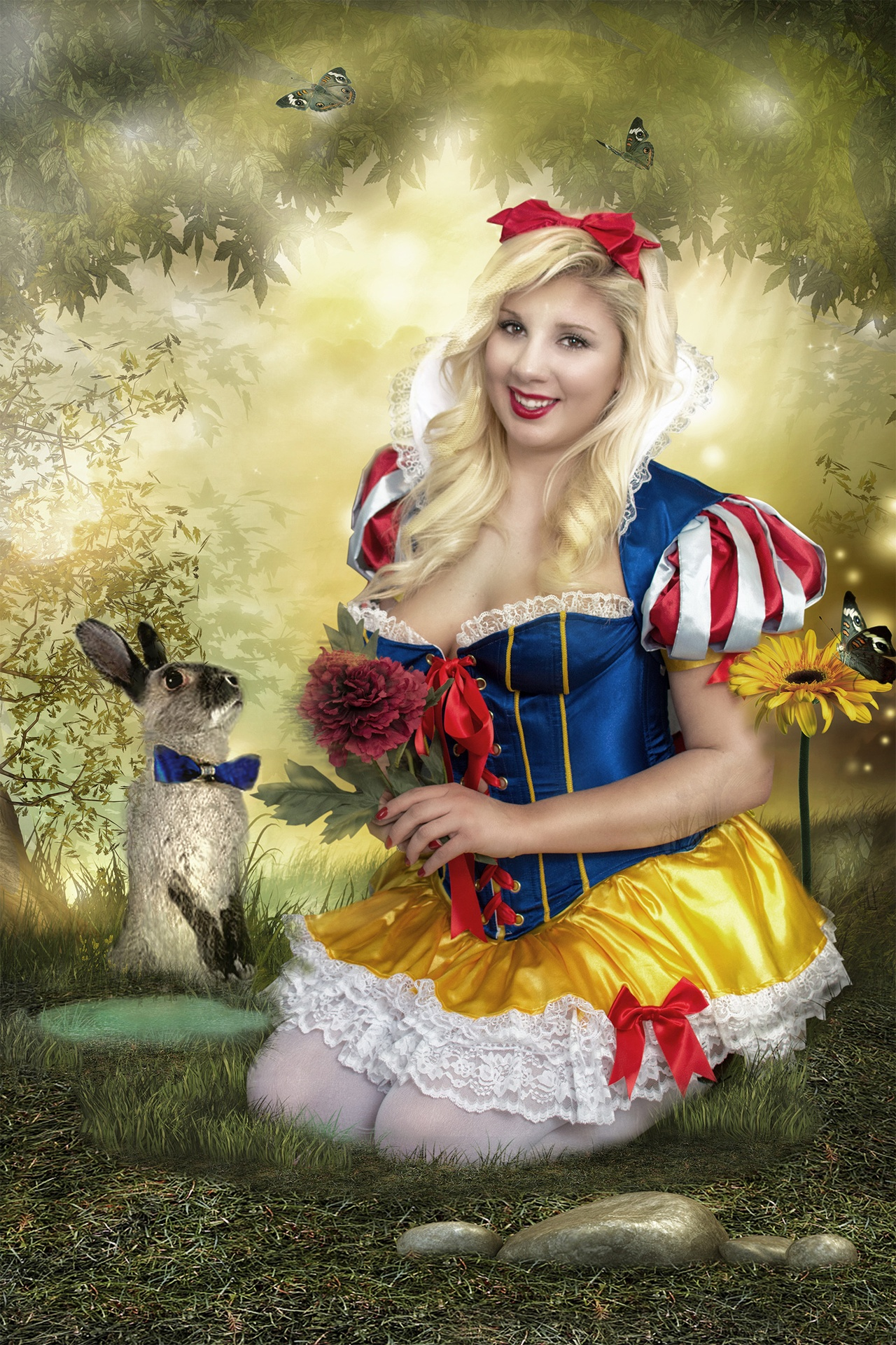 Everyone Loves Snow White